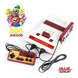 Consola Family Game + 500 Juegos Retro