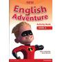 New English Adventure 2 - Activity Book Con Cd (1)