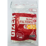 Filtros Gizeh Slim 150u- Filters P/tabaco Candyclub Loc.once