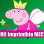 Peppa Pig Kit Imprimible Tarjeta Invitacion 2015 Candy Full