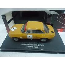 Alfa Romeo Giulia Gtam Jarama 1/32 Auto Art Scalextric Slot