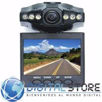 Camara Deportiva Filmadora Para Auto Hd Lcd Infrarroja Dvr