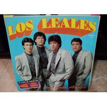 Disco Vinilo De Los Leales - Por Este Amor Vol.6 Lp Nuevo