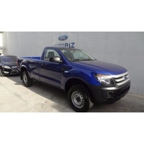 Ford Ranger Xl Safety 4x2 Cabina Simple Nafta - Ramos Mejía