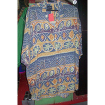 Camisa Hawaiana Psicodelica Hippie Boliche C 837