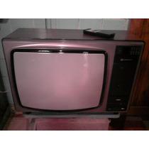 Tv Hitachi 20 Pglas Control Remoto (comonuevo) Color.