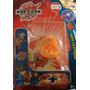 Bakugan New Vestrdia Retro Coleccion C Carta Matalica Serie