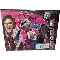 Monster High - Glitter Deco Con Brillos Tenebrosos Tv