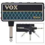 Vox Amplug 2 Bass Pre Amplificador Auricular Para Bajo Pilas