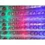 Rompecocos Varas De Gomaespuma X10. 3 Colores 3 Secuencias.