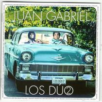 Juan Gabriel - Los Duo 2 Cd 2016