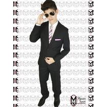 Promo Fiesta 15 # Ambo+camisa+corbata+zapato+cinto De Regalo