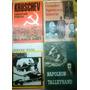 Lote De 7 Libros Sobre Política
