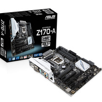 Mother Asus Z170-a Usb 3.1 Sli Cross Gamer 1151 Skylake Mexx