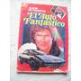 Álbum De Figuritas El Auto Fantástico - Incompleto - Cromy