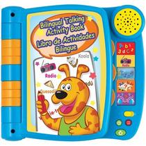 Libro Educativo Parlante Compu Tablet Didactico Interactivo