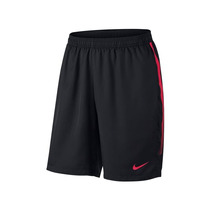 Short Nike Men's Spring  Woven 9  Black/lava 2018