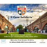 Bono Ii Cena Solidaria Volver A Jugar