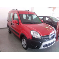 Renault Kangoo 1.6 16v. Anticipo Y Cuotas