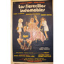 Poster Los Fierecillos Indomables Olmedo Y Porcel