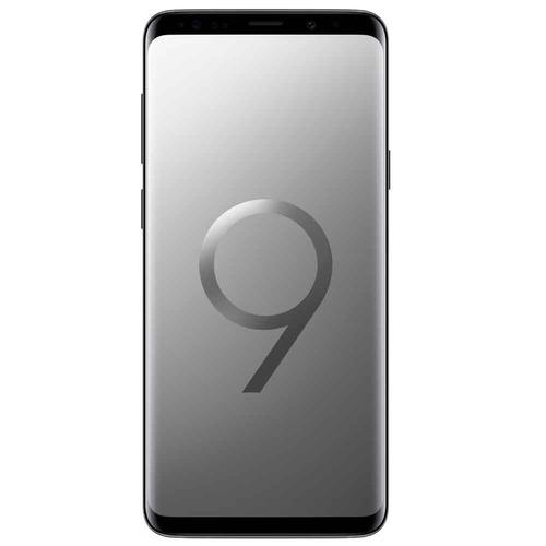 Samsung Galaxy S9 Plus Titanium Gray Nuevos Garantia Envios