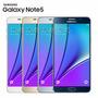 Samsung Galaxy Note 5 4g 12 Cuotas Sin Interes Toda Tarjeta