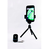 Tripode Selfie Regulable P/ Celular Con Disparador Bluetooth