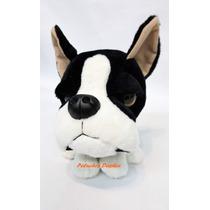 Perro Peluche Extrasuave Bulldog