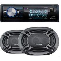 Combo Stereo Parlante Cd Usb Suzuki Time Mp3 Bluetooth Desmo