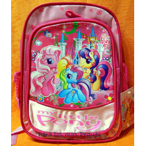Mochilas My Little Pony, Frozen, Spiderman - Ideal Jardín