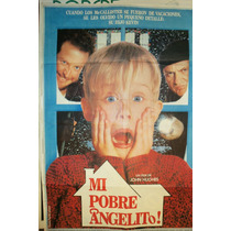 Poster De Cine Mi Pobre Angelito
