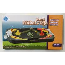 Juego De Mesa Tejo Y Footbaal Todo En Uno Congreso Olivos