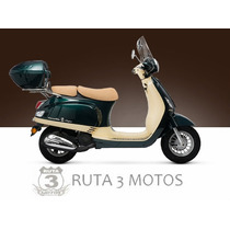 Moto Scooter Zanella Styler Exclusive 150 Z3 0km 2016