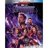 Avengers Endgame Blu-ray Nuevo Original Importado En Stock!