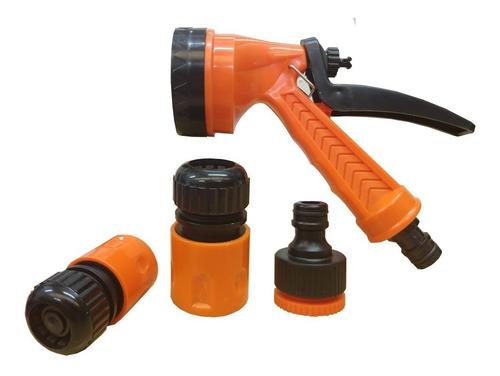 Kit Básico Para Manguera De Riego 1/2 Pulgada H4612 Aquaflex