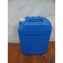Bidón Plástico Capacidad 30 Litros Color Azul