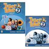 Tiger Time 2 - Student´s Book And Activity Book - Macmillan