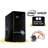 Pc Armada  Dual Core 4 Gigas Ram Hd 500g Kit  Nuevas