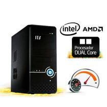 Pc Armada  Dual Core 4 Gigas Ram Hd 500g Kit Soft