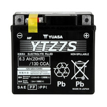 Bateria- Yuasa Ytz7s Yfz 450r