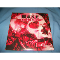 Wasp Vinilo Doble Sellado The Best Of Thre Best-stock