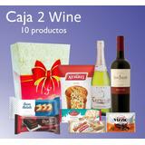 Cajas Navideñas Local En Once Y Entregas N° 2 Wine