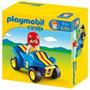 Playmobil 123 - Quad Karting Con Figura - Art 6782