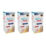 Satial Food Polvo 50g Bloquea Carbohidratos 3 Unid Openfarma