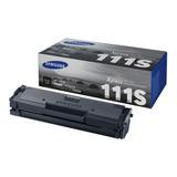 Toner Negro Samsung 111s Mlt-d111s M2020 2020w Original Full