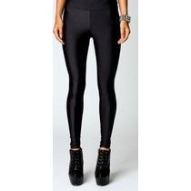 Calzas Lycra Brillosas Mujer Talles:1 Al 5 Excelente Calidad