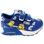 Zapatillas Disney Baby Air Minions Velcro - Ver Descripcion
