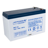Bateria Gel Recargable Ultracell 12v 7ah 7ha Alarma Ups Dsc