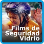 Lamina, Film Polarizado Vidrio De Seguridad Ventana Casasx1m