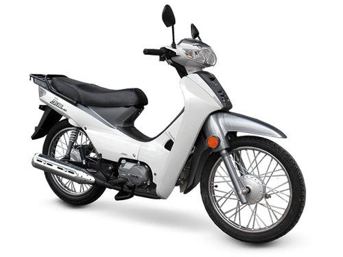 Zanella Due Classic 110 18 Cuotas De $4159 Oeste Motos